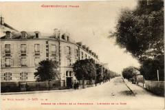 Contrexeville (Vosage) Annexe de l'Hotel de la Providence - ... 88 Contrexéville