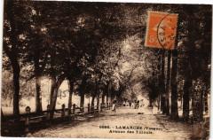 Lamarche - Avenue des Tilleule - Lamarche