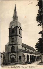 Lamarche - L'Eglise - Lamarche