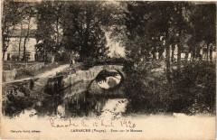 Lamarche - Pont sur le Mouzou - Lamarche
