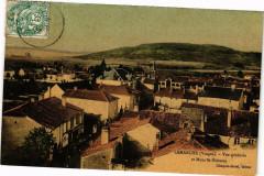 Lamarche - Vue générale et Mont Saint-Etienne - Lamarche