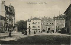 Pont-a-Mousson La Place Thiérs - Pont-à-Mousson