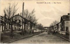 Valleroy Rue Terrier Meurthe et Moselle - Valleroy