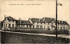 Valleroy Poste Meurthe et Moselle - Valleroy