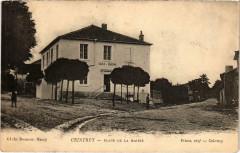 Ceintrey Place de la Mairie Meurthe et Moselle - Ceintrey