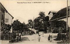 Boncourt (Dep.54) La Poste - Boncourt