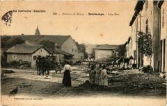 Seichamps Une Rue - Seichamps