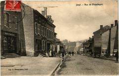 Joeuf Rue de Franchepré - Joeuf