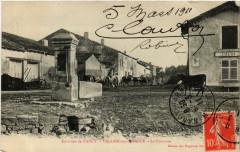 Velaine-sous-Amance - Environs de Nancy - La Fontaine - Velaine-sous-Amance