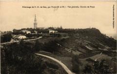 Sion - Vue Generale - Chemin de Praye - Praye