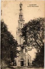 Saxon-Sion - La Tour Monumentale - Saxon-Sion