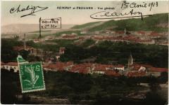 Pompey et Frouard - Vue Generale - Pompey