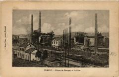 Pompey - Usines de Pompey et la Gare - Pompey