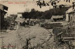 Parroy - L'Entrée du Village - Parroy