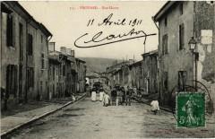 Frouard - Rue Haute - Frouard