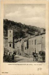 Laneuveville-Derriere-Foug - Rue de Lucey - Laneuveville-derrière-Foug