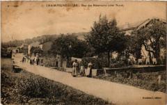 Champigneulles - Rue des Réservoirs - Cote Nord - Champigneulles