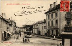 Champigneulles - Rue de Nancy - Champigneulles