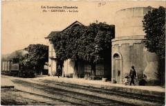 Ceintrey - La Gare - Ceintrey