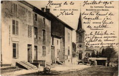 Bouxieres-aux-Dames - Environs de Nancy - L'Eglise - Bouxières-aux-Dames