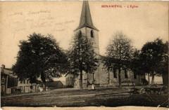 Benamenil - Bénaménil - L'Eglise - Bénaménil