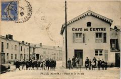 Faulx - Place de la Mairie - Faulx