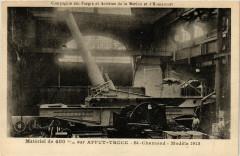 Compagnie Homecourt - Matériel - Saint-Chamond - Modele 1916 - Homécourt