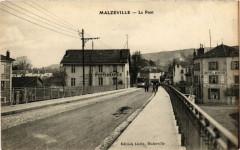 Malzeville - Malzéville - Le Pont - Malzéville