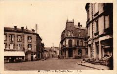 Joeuf - Les Quatre-Coins - Joeuf
