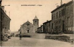 Jeandelaincourt - L'Eglise - Jeandelaincourt