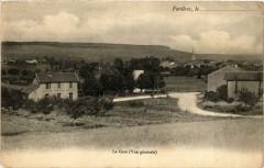 Favieres -Faviéres - La Gare - Vue Generale - Favières