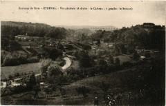 Etreval - Environs de Sion - Vue Generale - Étreval