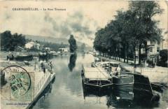 Champigneulles - Le Pont Tournant - Champigneulles