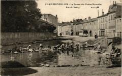 Champigneulles - Le Bureau des Petites-Nouvelles - Rue de Nancy - Champigneulles