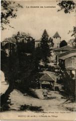 Boucq - L'Entrée du Village - Boucq