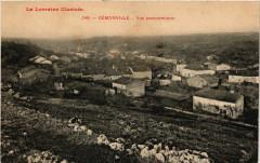 Gemonville - Vue panoramique - Gémonville