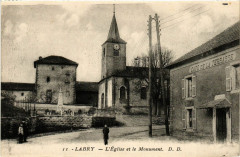 Labry - L'Eglise - Labry