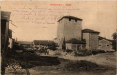 Coincourt - L'Eglise - Coincourt