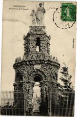 Saxon Sion-Monument deSaint-Joseph - Saxon-Sion