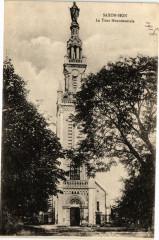 Saxon Sion-La Tour Monumentale - Saxon-Sion