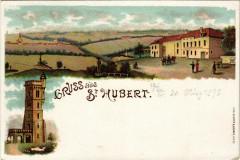 Gruss aus Saint-Hubert - Saint-Hubert