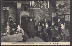 Cabaret du Néant - Salle d'Intoxication - Paris 18e