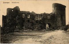 Louvigny - Schlossruine - Louvigny