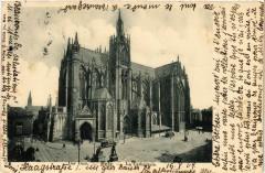 Der Dom - Metz - La Cathedrale 57 Metz