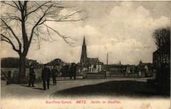 Bufflers-Garten - Metz - Jardin de Bouffler 57 Metz