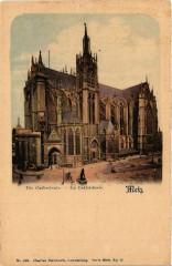 Die Cathedrale Metz 57 Metz