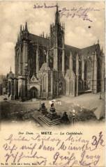 Der Dom - Metz 57 Metz
