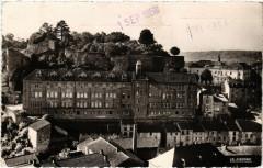 Sierck-les-Bains - Le Chateau Fort et le College - Sierck-les-Bains