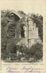 Troisfontaines - L'Abbaye - Les Ruines de la Chapelle - Troisfontaines