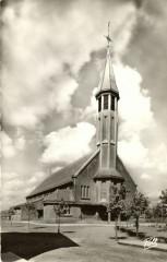 Amneville L' Eglise paroissiale - Amnéville